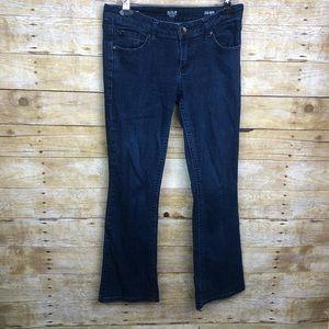 Bootcut petite jeans 🛍